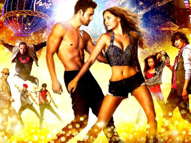 Step Up: All In,movie review,movie review by rashid irani