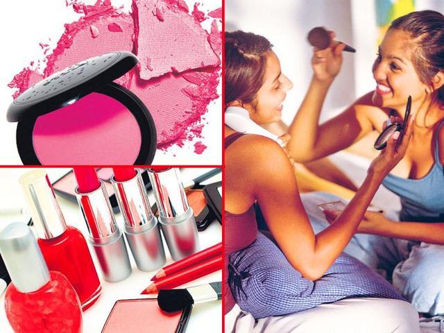 makeup,young adults,kids