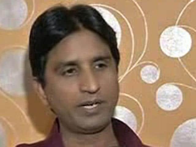 Dr Kumar Vishwas,Bigg Boss 8,Bigg Boss