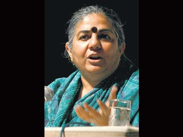 The New Yorker,Vandana Shiva,Nature