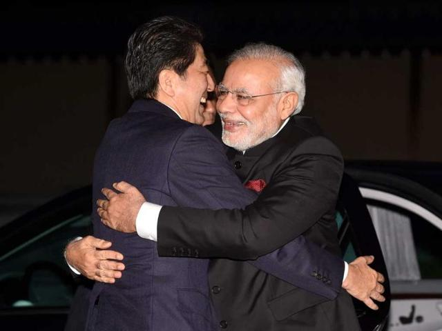 Modi and Abe to sign key nuclear, defence deals