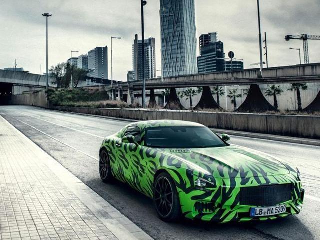 Mercedes AMG GT set for September reveal