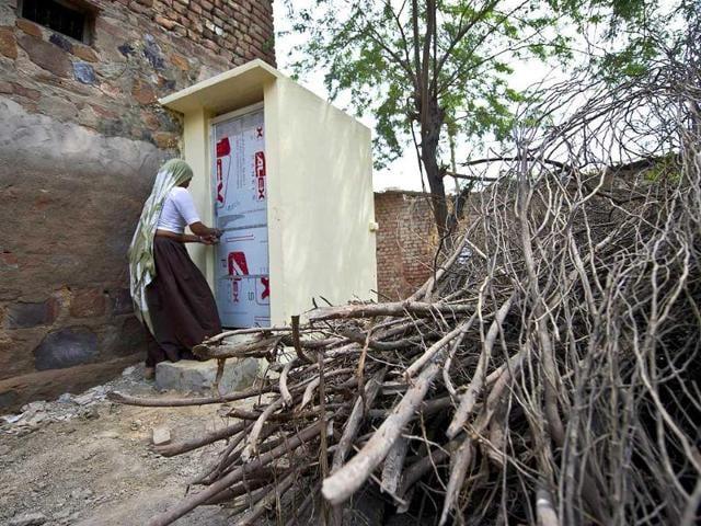 Gujarat,toilets,municipal corporations