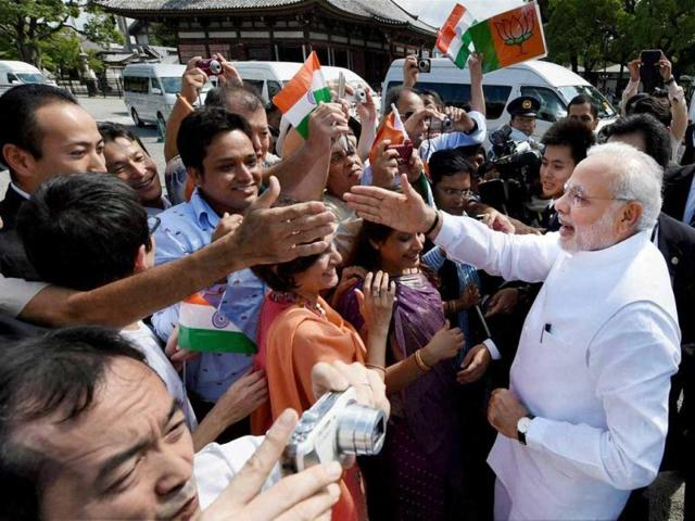 Modi's foreign visits,FDI inflows,Foreign Direct Investment