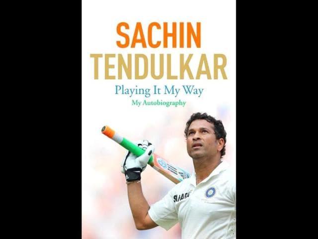 Sachin Tendulkar,autobiography,release