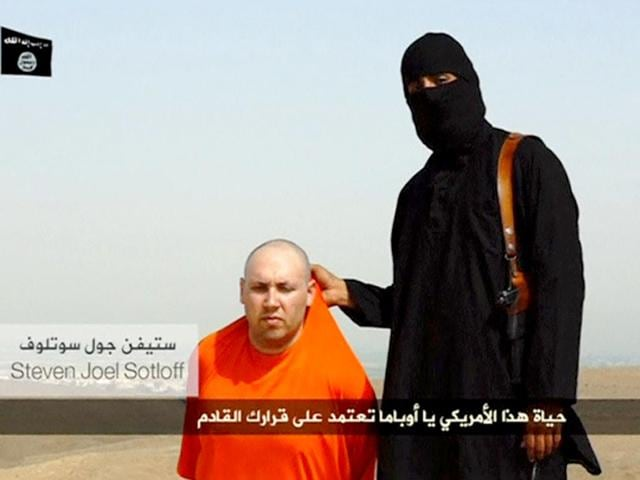 Steven Sotloff,Americal journalist,beheading