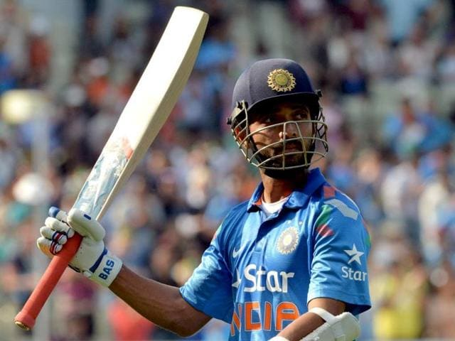 Batsman-Ajinkya-Rahane-has-been-chosen-to-lead-a-second-string-India-side-for-an-upcoming-limited-overs-tour-of-Zimbabwe-national-selectors-announced-on-Monday-Gareth-Copley-Getty-Images