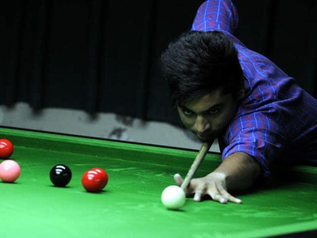 Ludhiana:,nternational snooker player,Asian Snooker Championship