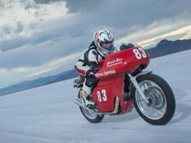 Royal-Enfield-sets-land-speed-record