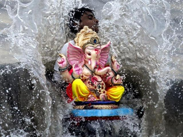Ganeshotsav,noise pollution,ganesh festivals