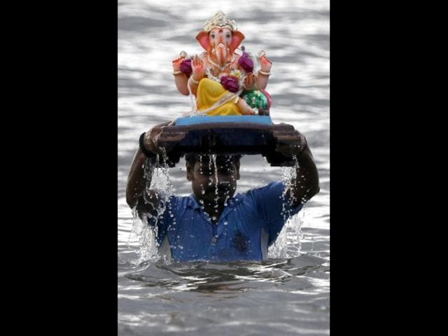 All set Ganesh immersion, more than 50k cops to guard Mumbai