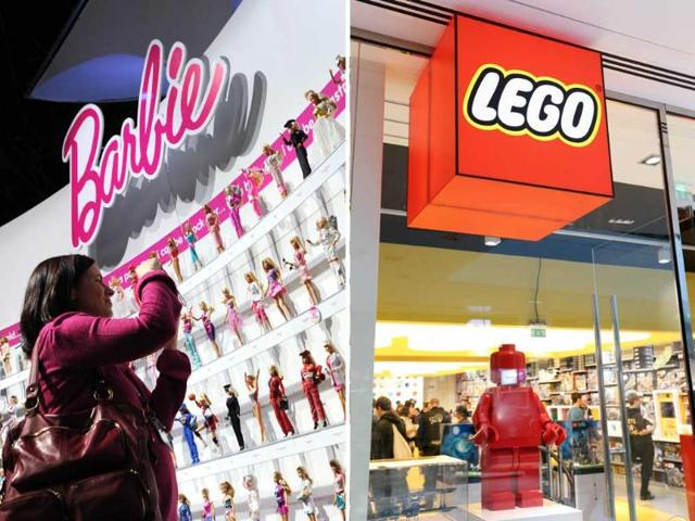 Lego overtakes Barbie makers Mattel to lead the game in toy sales