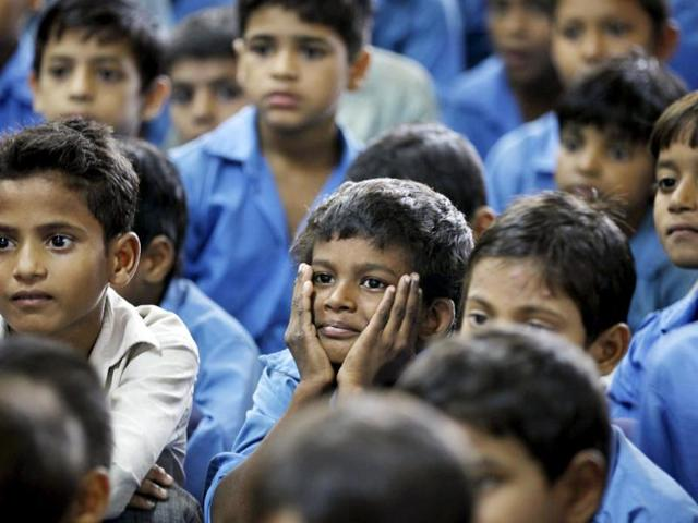 Illiterate parents to blame for school dropouts