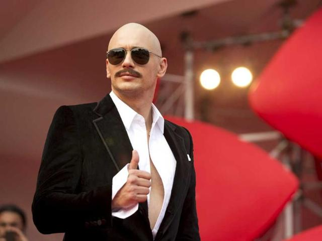 James Franco goes bald for new film, Zeroville