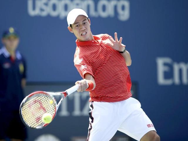 US Open: Breakfast joy in Japan as Nishikori makes history