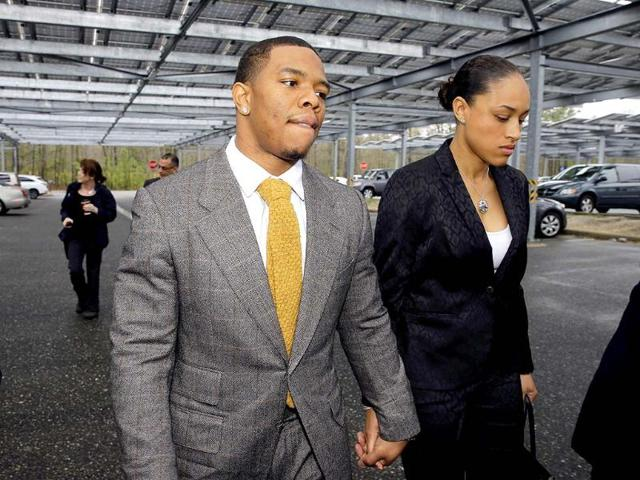 NFL player punches wife in an elevator, loses $4m after CCTV video releases