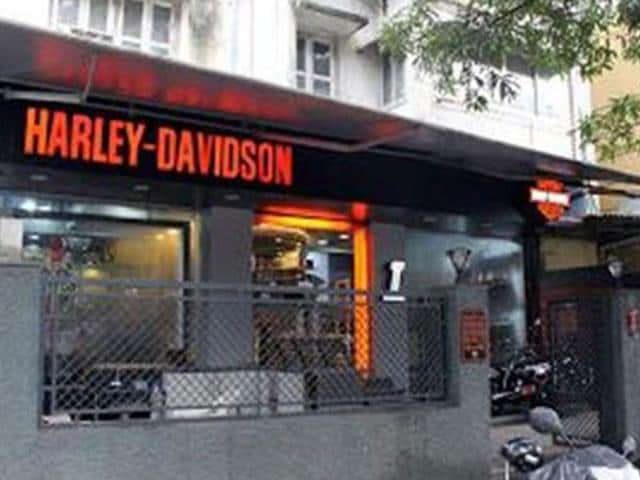 harley showroom,Harley-Davidson mumbai,Harley opens new showroom