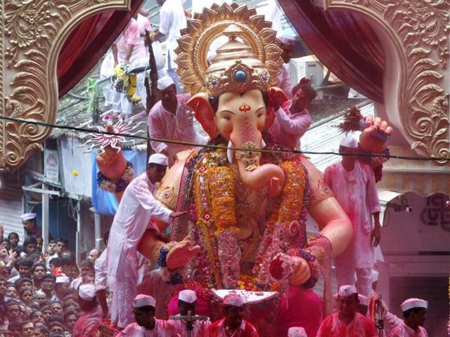 Ganpati celebrations,Ganpati festival,noise pollution