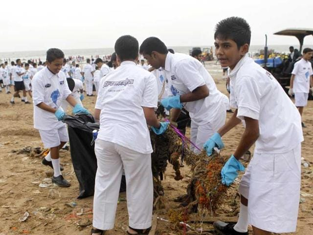 awareness campaign,community service,cleaning drive