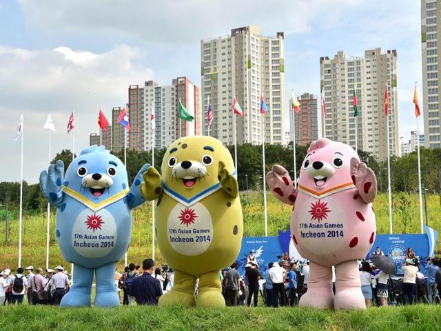 Asian Games,India,Incheon