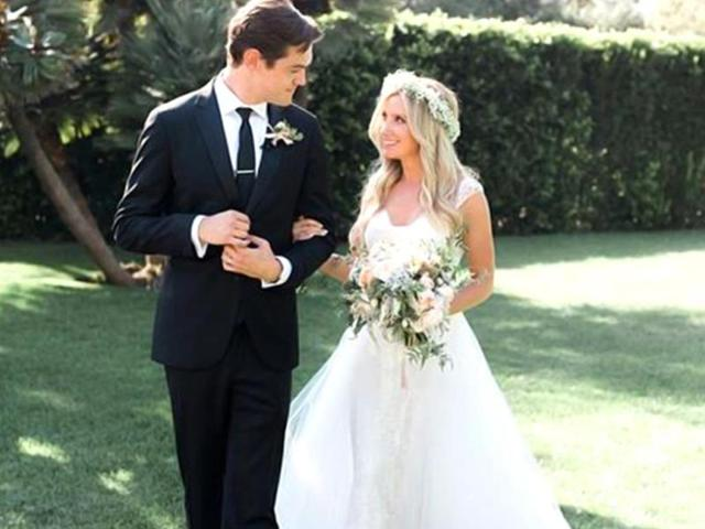 Secret wedding claims another: Ashley Tisdale weds Christopher French