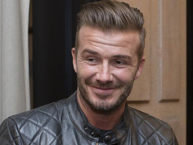 Former-Soccer-star-David-Beckham