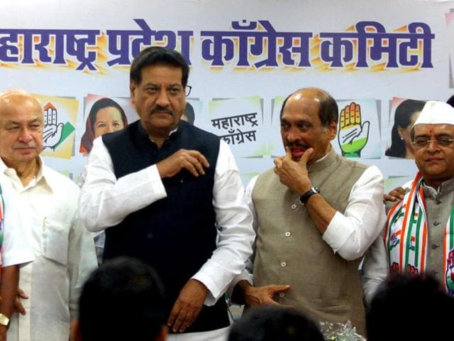 Cong-NCP,alliance,Maharashtra polls