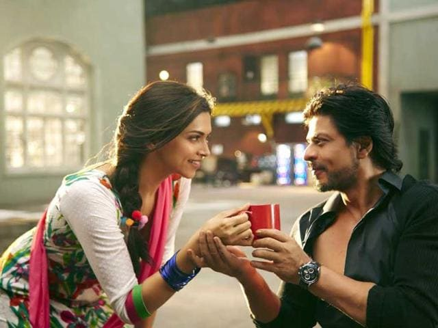 Deepika Padukone,Shah Rukh Khan,Happy New Year