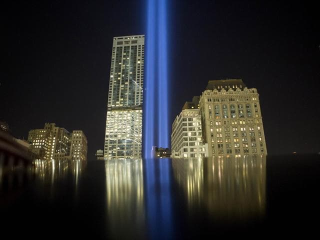 9/11 memorial ceremony,terrorist attacks,New York