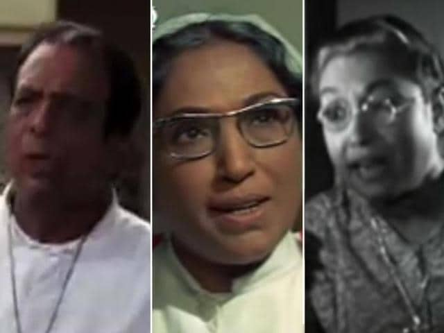 Catholic,Christian Characters,Bollywood