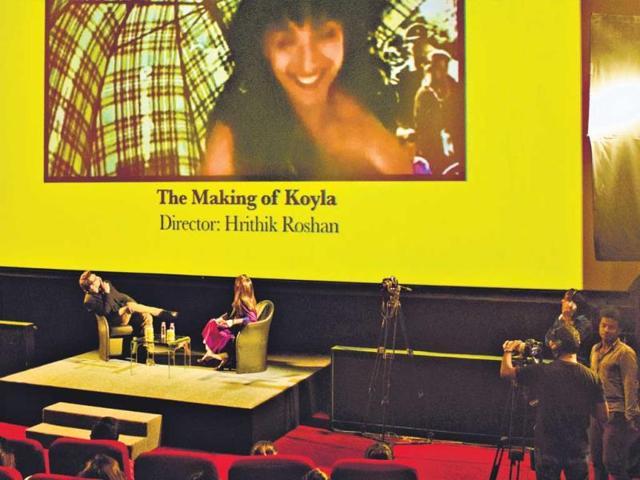 Hrithik Roshan,Anupama Chopra,Masterclass