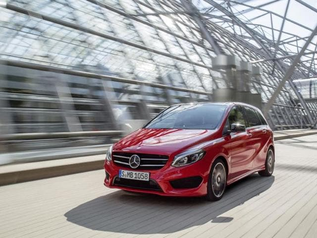 The-new-Mercedes-B-Class-Photo-AFP
