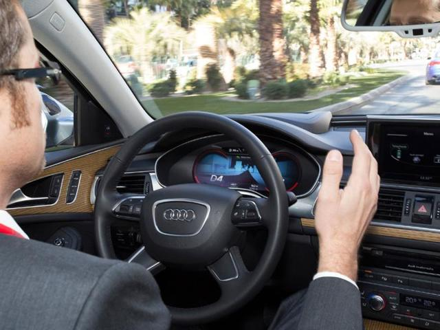 Audi A6,traffic Jam assistant,GM luxury brand