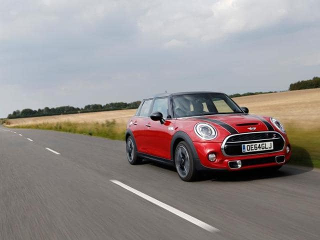 Mini gets family-friendly with new 5-door model,new Mini,Mini 5-Door