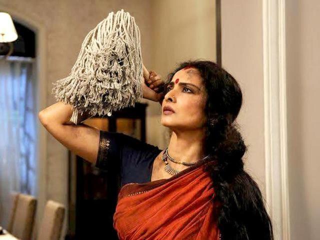 Super Nani,Rekha,Mother India