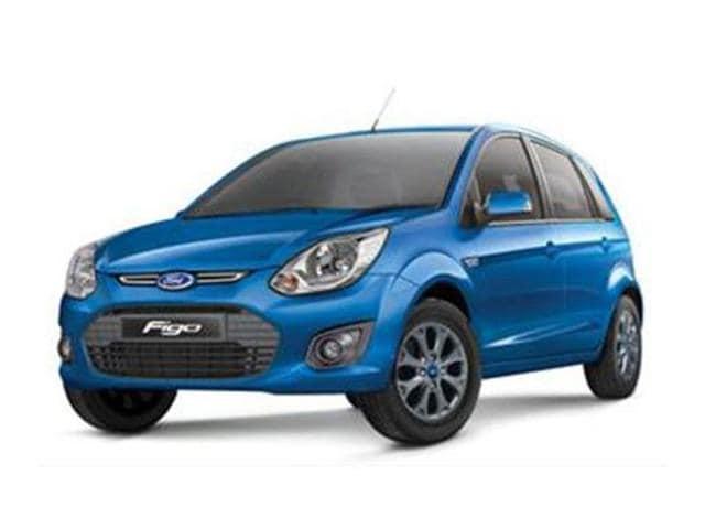ford,refreshed Figo,new-look Figo hatchback