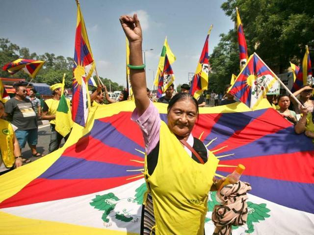 Free Tibet,Tibetan,activists