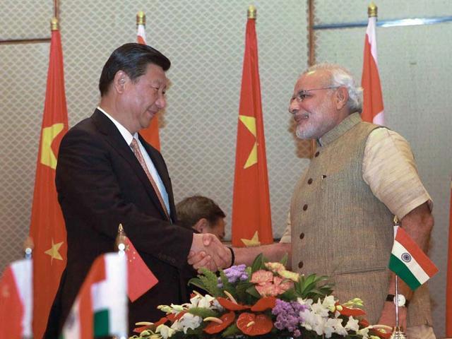 Jinping-meets-Modi