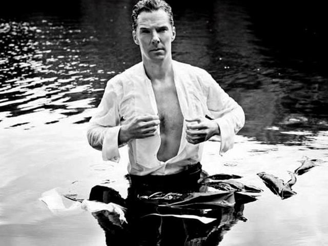 Benedict Cumberbatch,Sherlock,give up your clothes