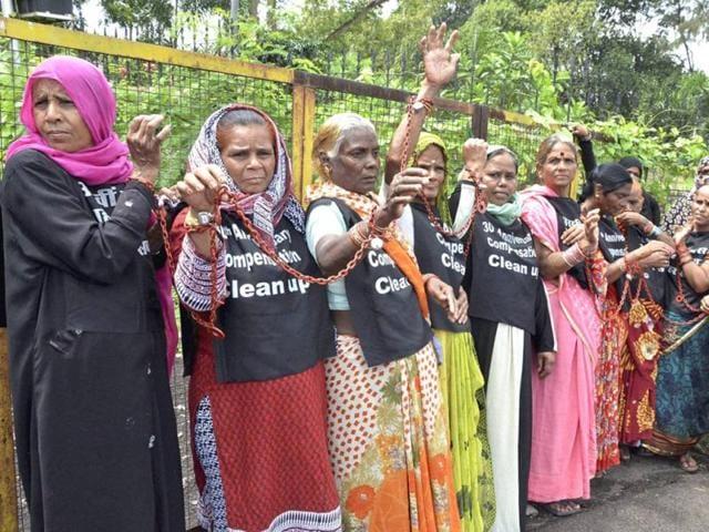 Bhopal Gas Tragedy,NGO,Bhopal Gas Peedit Mahila Udyog Sangathan