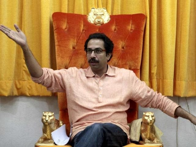 A-file-photo-of-Shiv-Sena-chief-Uddhav-Thackeray-at-his-Matoshree-residence-in-Mumbai-Satish-Bate-HT-photo