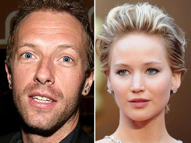 One more time: Jennifer Lawrence, Chris Martin rekindle romance