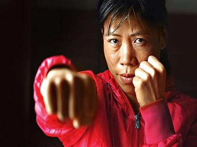 Mary Kom,Asian Games,Inchoen