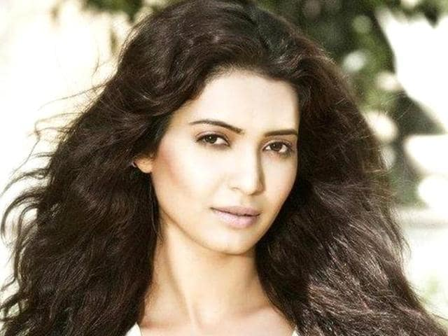 Karishma Tanna is a popular face and has acted in films and TV soaps. (Courtesy: Colors)