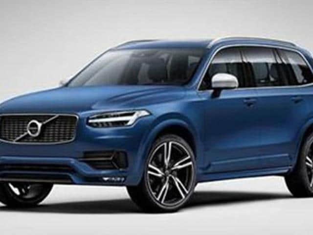 Volvo-reveals-XC90-R-Design
