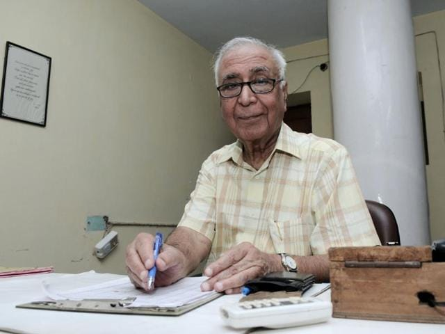 84-year-old-Dr--NN-Wig-has-served-as-head-psychiatry-department-at-the-Post-Graduate-Institute-of-Medical-Education-and-Research-PGIMER-Chandigarh-and-AIIIMS-Delhi-Ravi-Kumar-HT