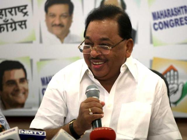 Narayan Rane,NCP,Congress