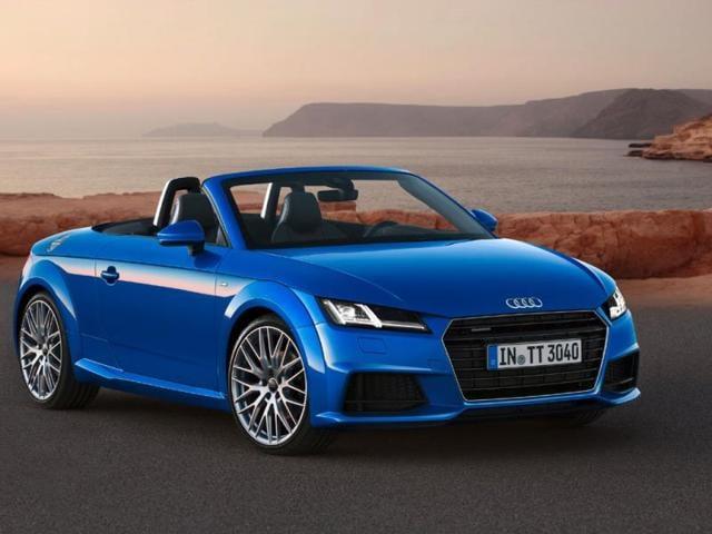Audi TT Roadster,TT Roadster,audi