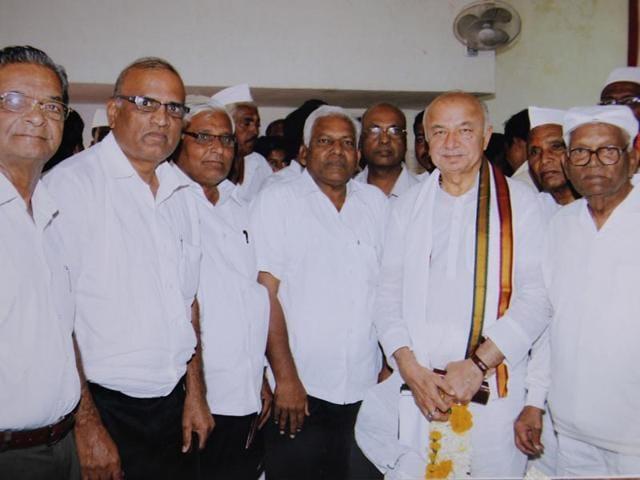 SR Patil