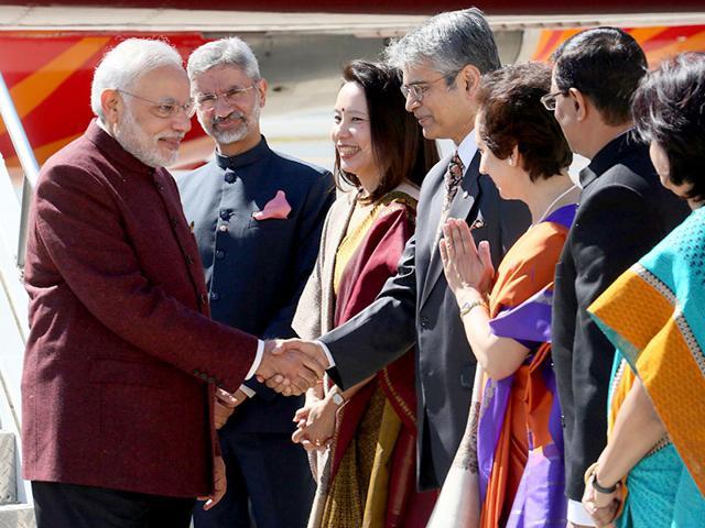 Narendra Modi,India,US